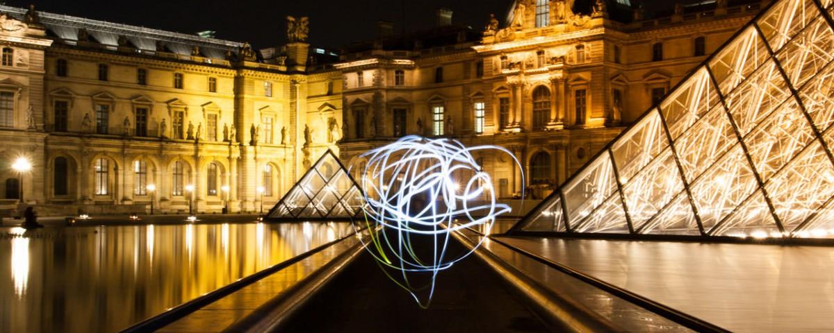 Paris, la nuit