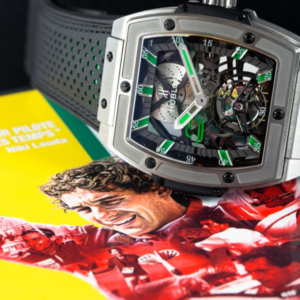 Hublot MP-06 Senna
