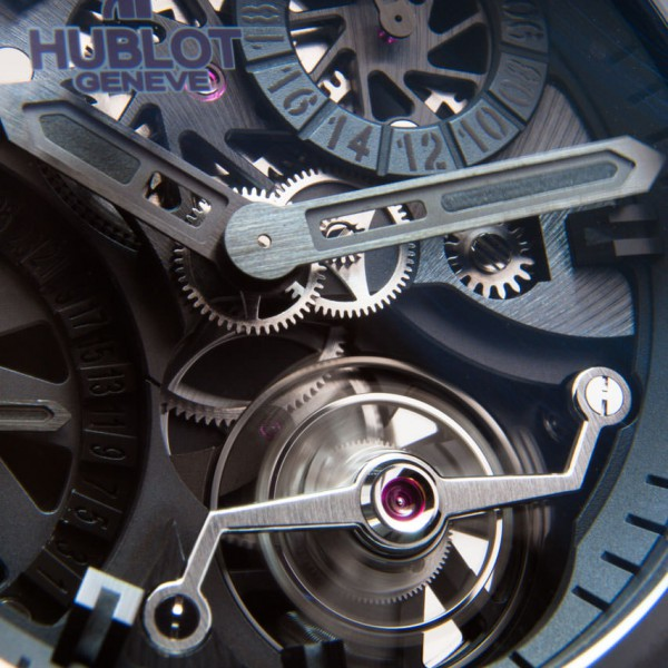 Hublot King Power Tourbillon GMT 48mm