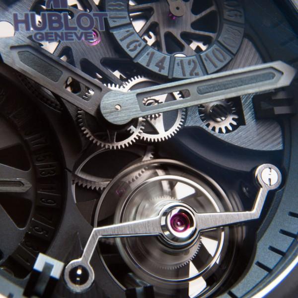 Hublot King Power Tourbillon GMT 48mm