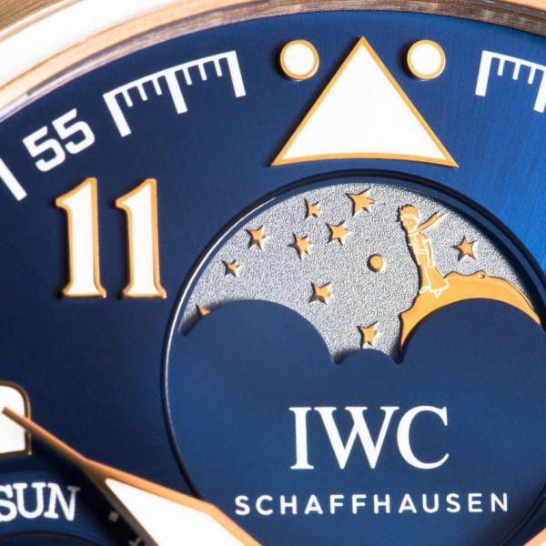 IWC Big Pilot Perpertual Calendar Edition Le Petit Prince
