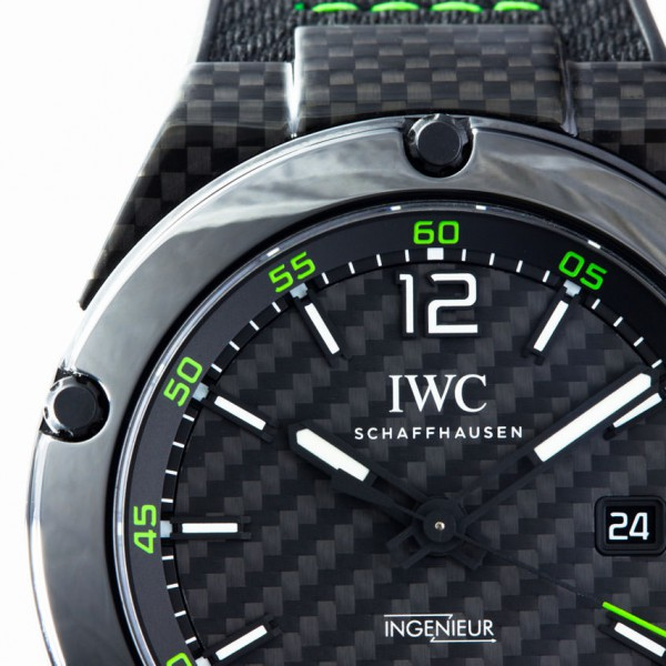 IWC Ingénieur Automatic Carbone Performance Ceramic